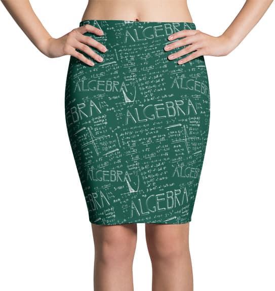 maths-algebra-pencil-skirt