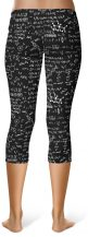 Formula & Science Leggings - Capri Crop