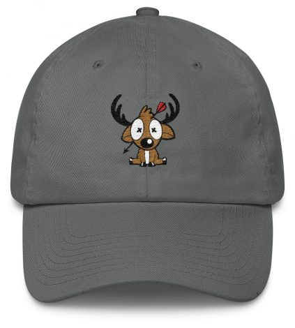 Dead Deer Hunter baseball twill cap hat