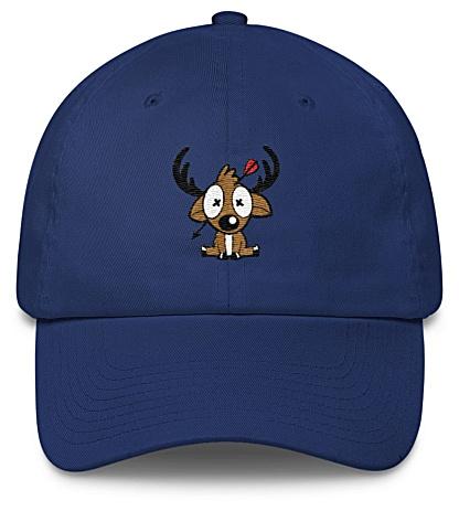 Dead Deer Hunter baseball twill cap hat