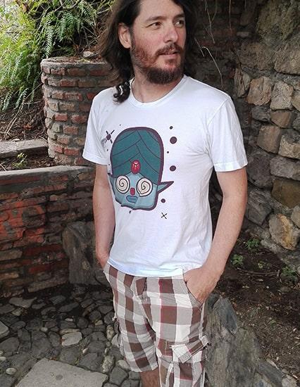 Swami Designer tshirt