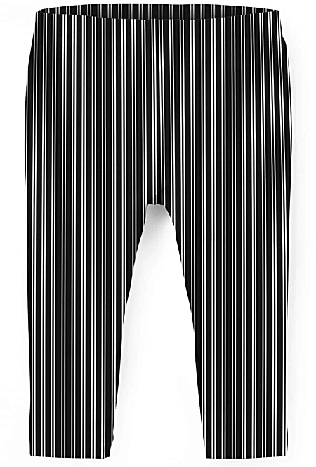 Classic Pin Stripe Leggings for kids