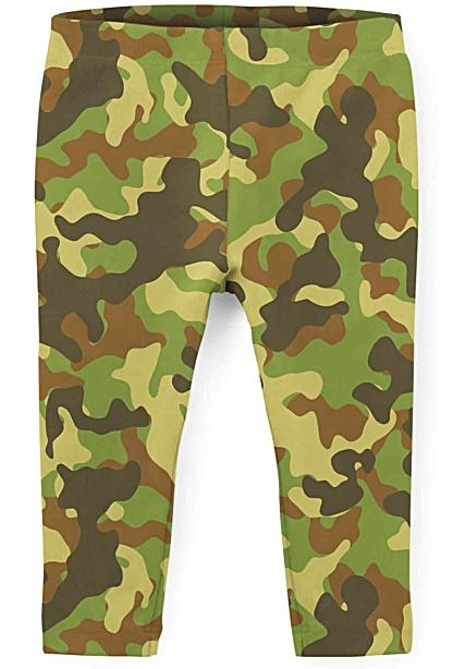 camouflage leggings for children