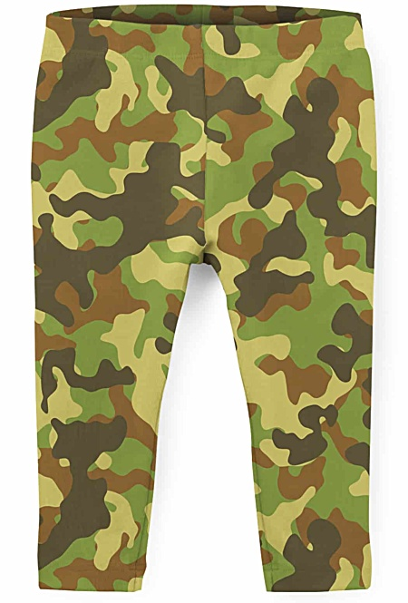 camouflage leggings for children