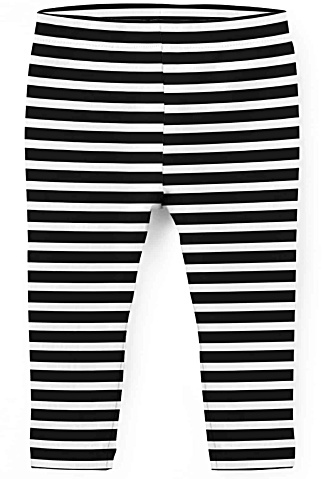 Kids Designer striped leggings for Children
