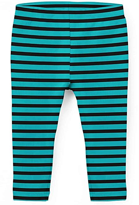 Kids Designer striped leggings for Children