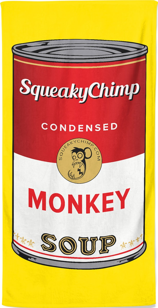 monkey-soup-beach-towel