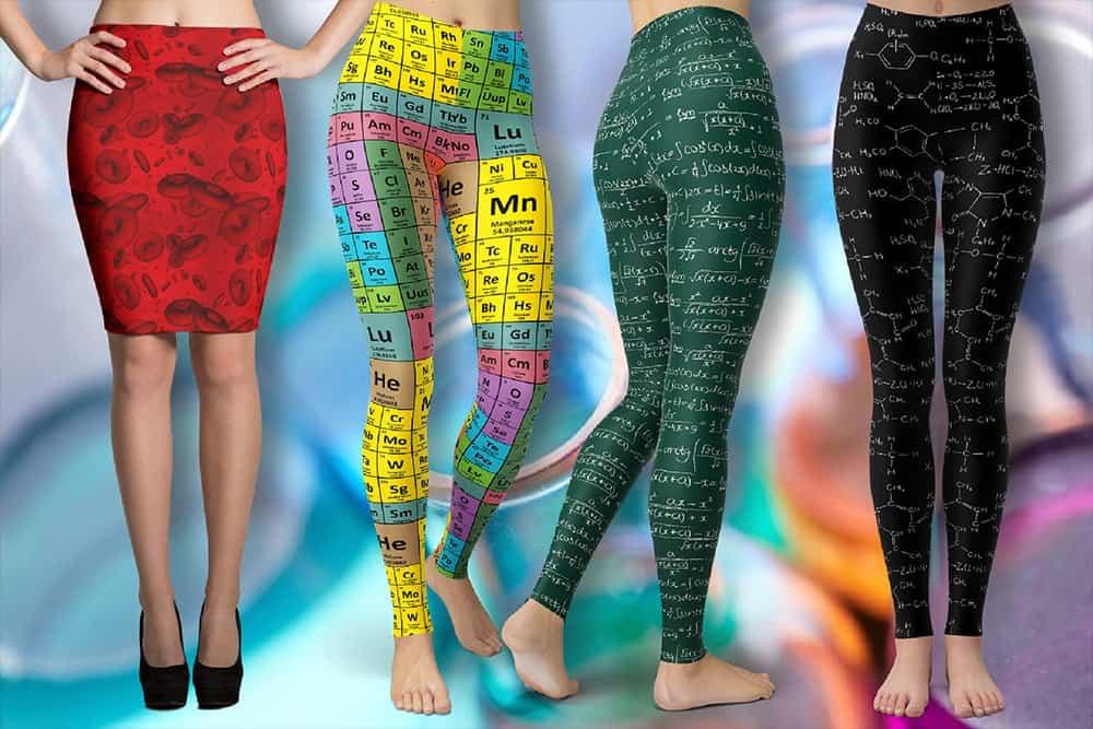 Math Leggings, Math Skirts, Science Leggings, Science Skirts