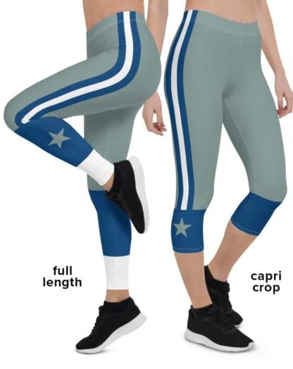 Dallas Cowboy Sports NFL Football Leggings