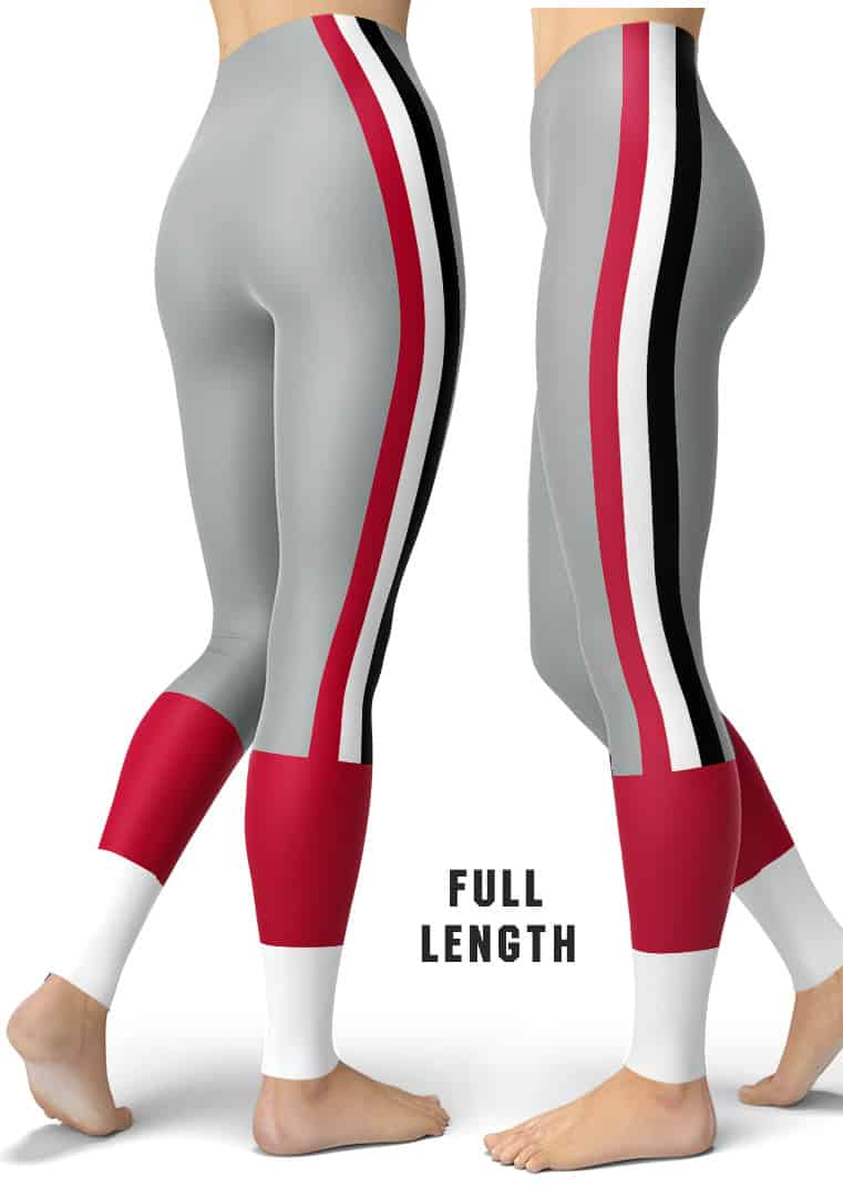 Georgia Bulldogs Sports NFL Football Leggings Tailgating legging
