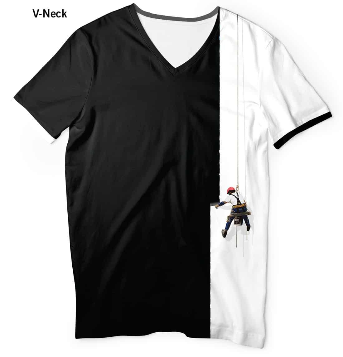 Creative Painter T Shirt Fun Designer Tee Best Mens