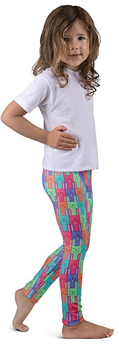 Easter Bunny Leggings - Bunny Leggings - Easter Leggings - Children's Leggings - Kids Leggings