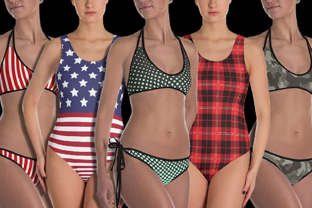 Best selection of swim suits
