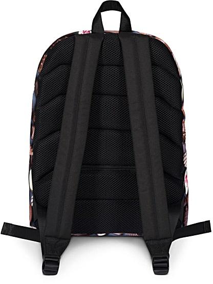 Chocolate backpack - candy bar bag - bon bon