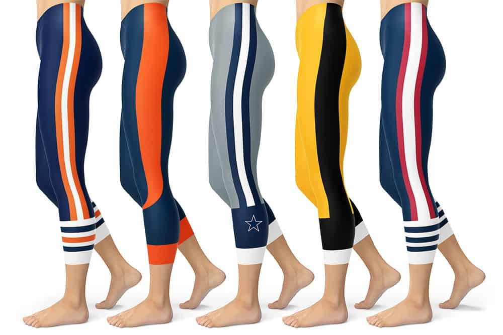 NFL Sports football leggings - Support your team