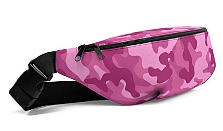 green blue khaki pink camouflage camoflage camo bumbag bumbag bag hip packs fanny pack