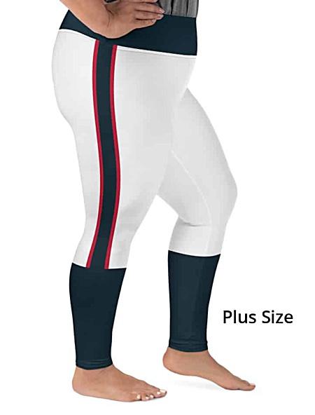 Houston Texans Game Day Uniform Leggings