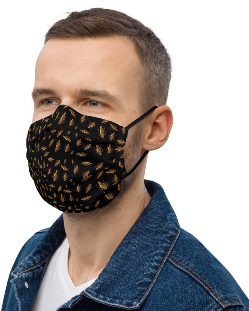 Cockroach Protective Face Mask coronavirus virus rona covid19
