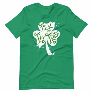 St. Patrick's Day T-Shirts - St Paddys Tees - Shamrock tshirts