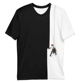Creative Painter T-shirt - Men's Short Sleeve