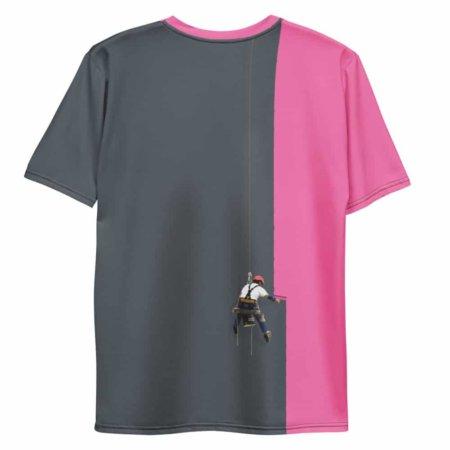 Creative Painter T-shirt - Men's Short Sleeve