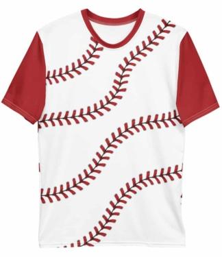 Baseball T-shirt / Men's Short Sleeve Top
