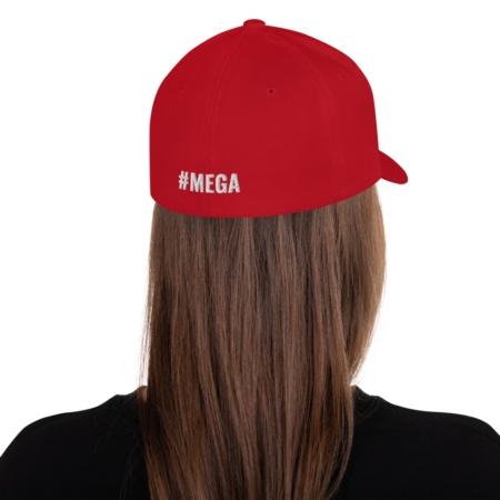 Make England Great Again / Mega / Baseball Hat Cap Red Blue Saint George