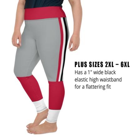 Georgia Bulldogs Sports NFL Football Leggings Tailgating leggings