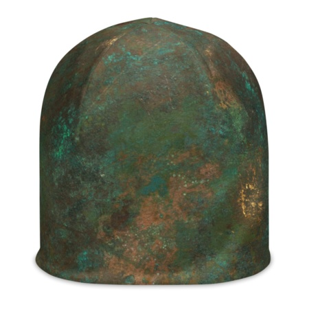 Metallic Metal Rusty Copper Beanie Hat winter cold