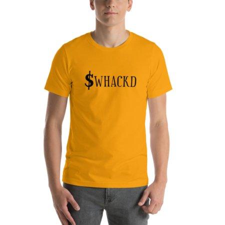 $WHACKD Short-Sleeve Men's T-Shirt John McAfee